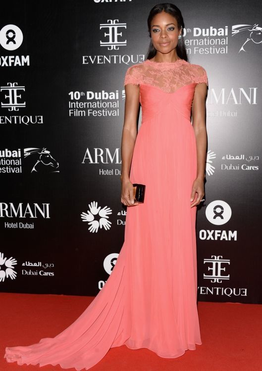 Naomie Harris at the 10th Annual Dubai International Film ...