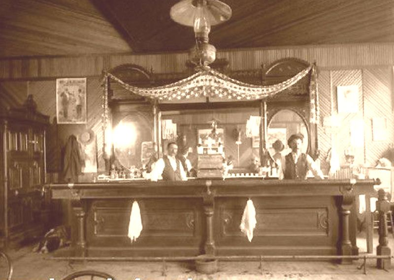 Western Bar Design - Design From Historic Record - Scottsdale Art ...