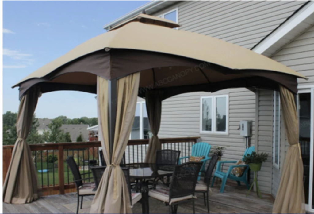lowes allen and roth 10 x 12 gazebo