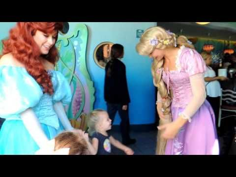 Our special meet and greet with disneyland princesses youtube our special meet and greet with disneyland princesses youtube m4hsunfo
