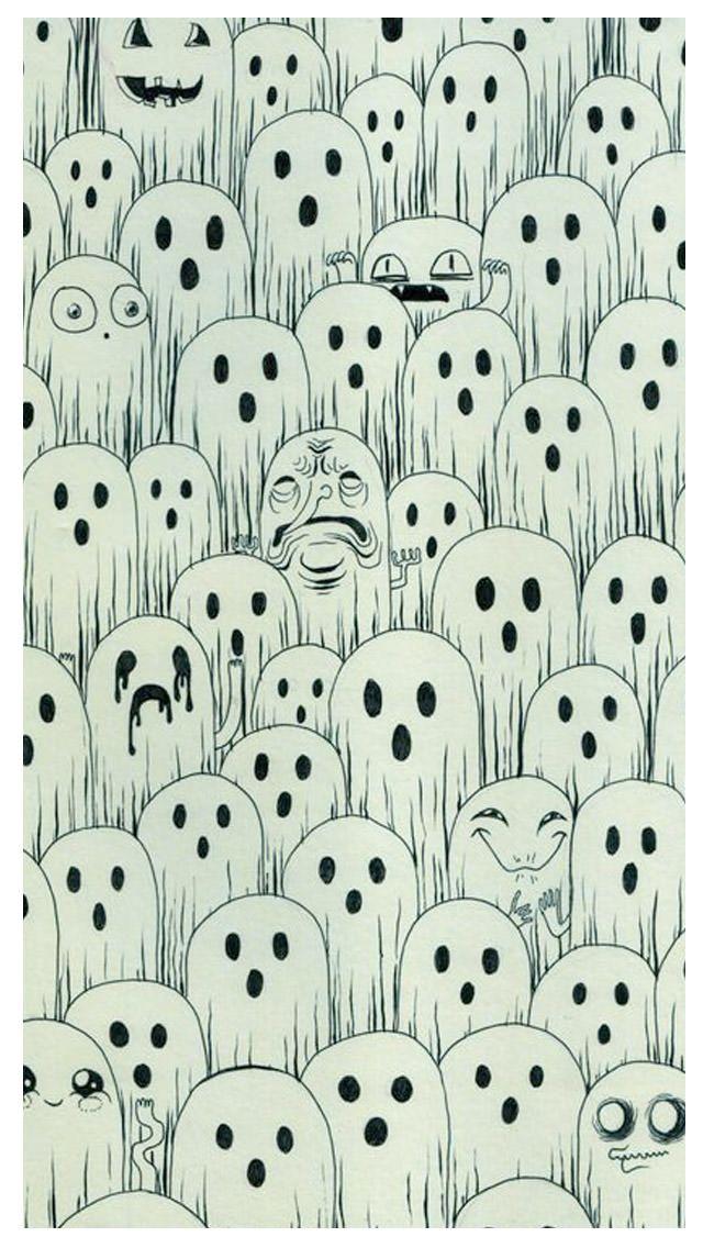 31+ Spooky iphone wallpaper 4k
