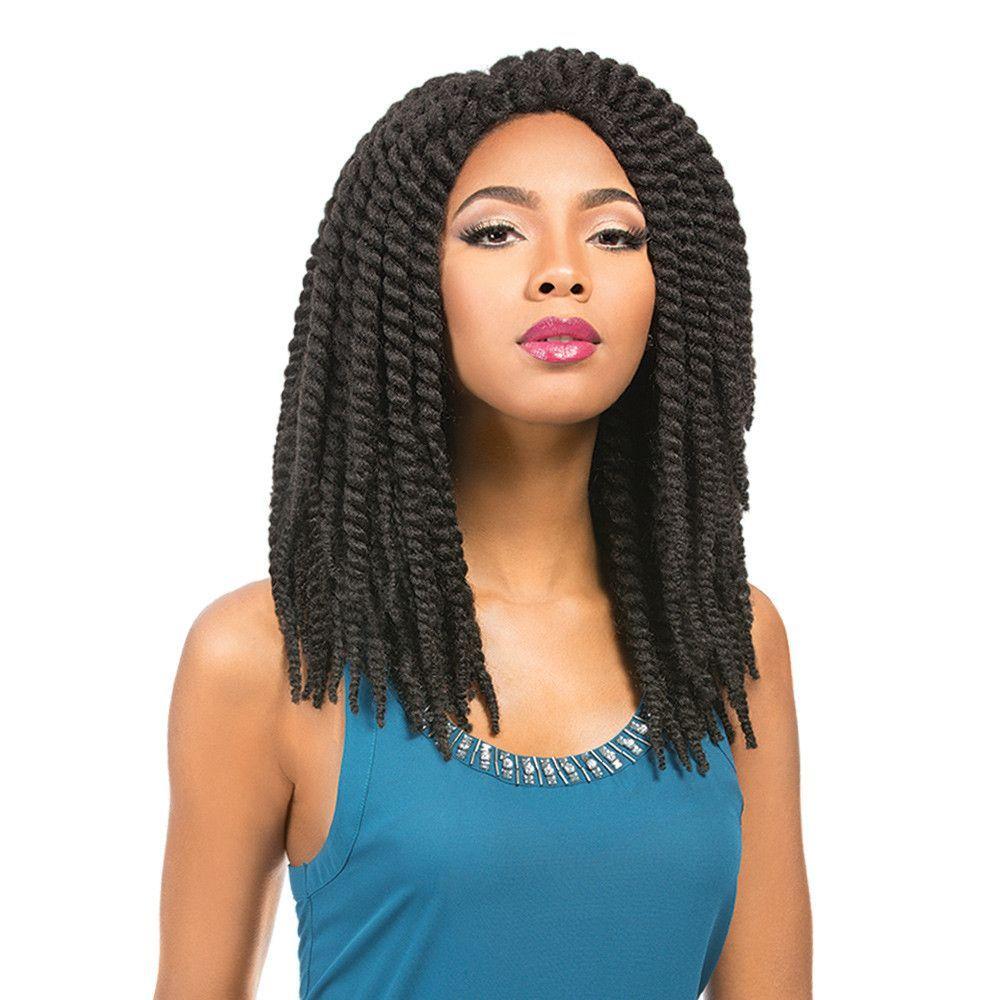Sensationnel African Collection Crochet Wig RUMBA TWIST BRAID