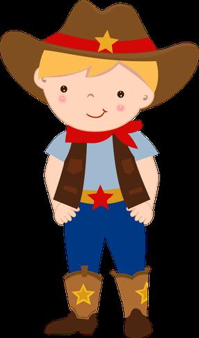 Cowboy E Cowgirl Minus Desenho Festa Junina Aniversario