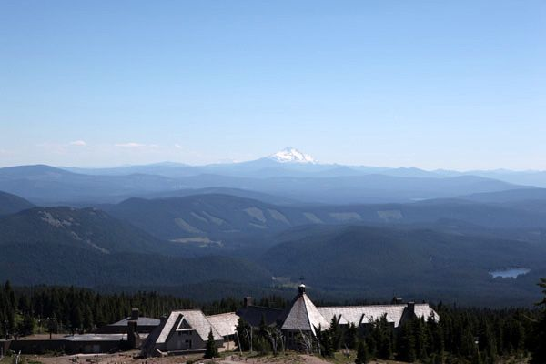 Taking a road trip to Timberline Lodge and hiking up to Mt.Hood are so cool. More photos and details on my blog post.