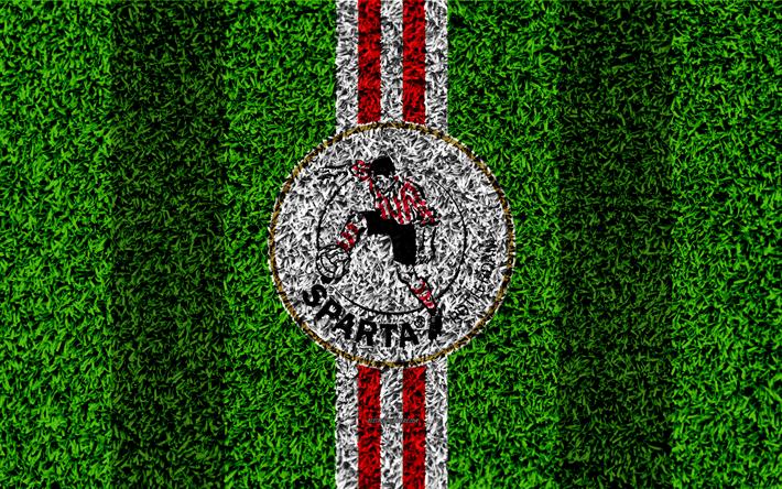 Herunterladen Hintergrundbild Sparta Rotterdam Fc 4k
