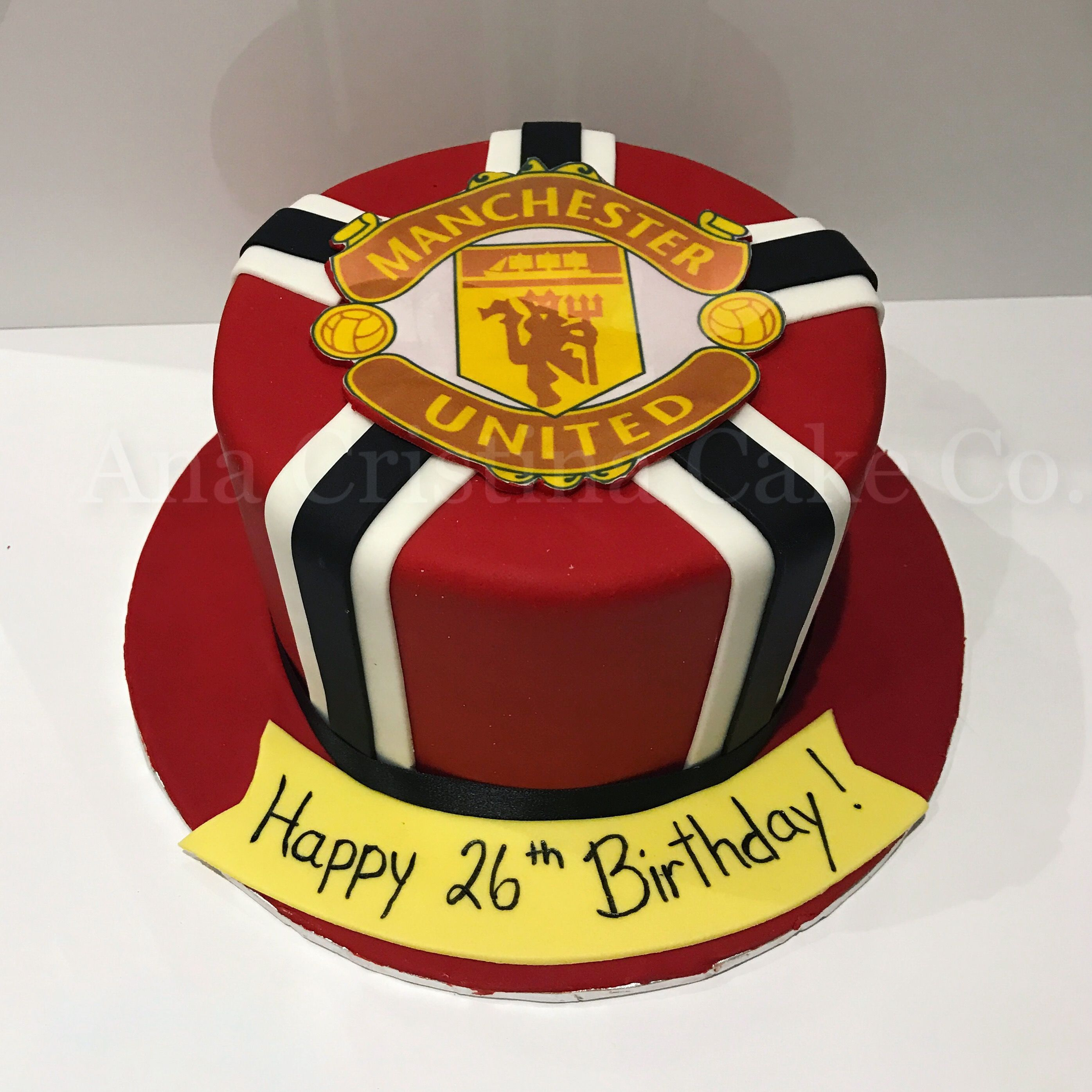 manchester united cake manchester united birthday cake football birthday cake manchester united cake manchester united birthday cake