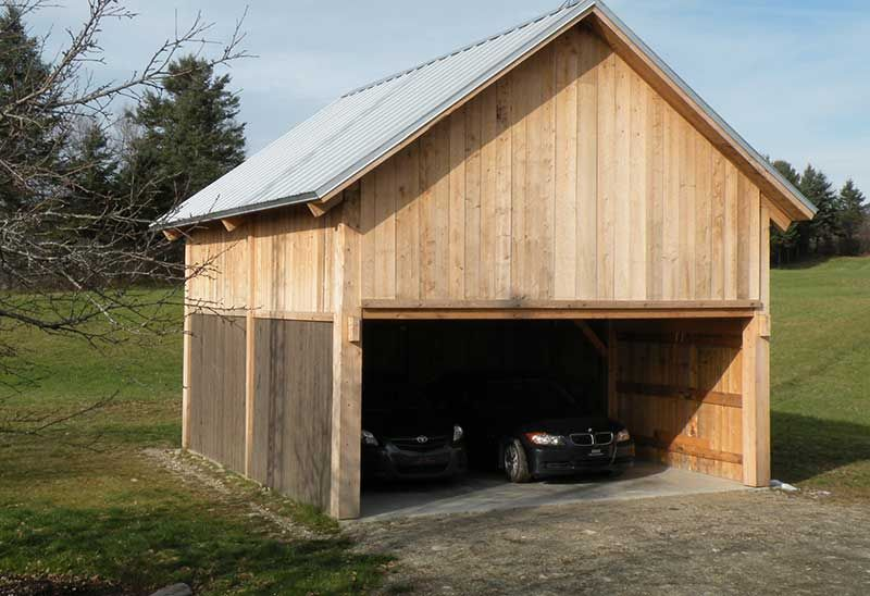 Garage Programs With Loft -    wwwdecoration-ideasuk - prix d un garage en bois