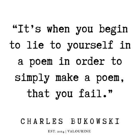 36  | Charles Bukowski Quotes | 190630 Poster by QuotesGalore