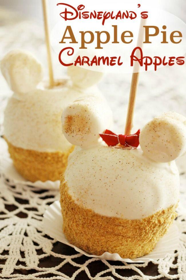 Top 10 Disneyland Copycat Recipes (With images) Caramel