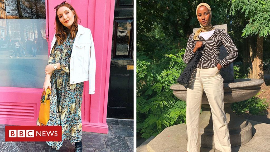 Modest fashion: 'I feel confident and comfortable' #modestfashion