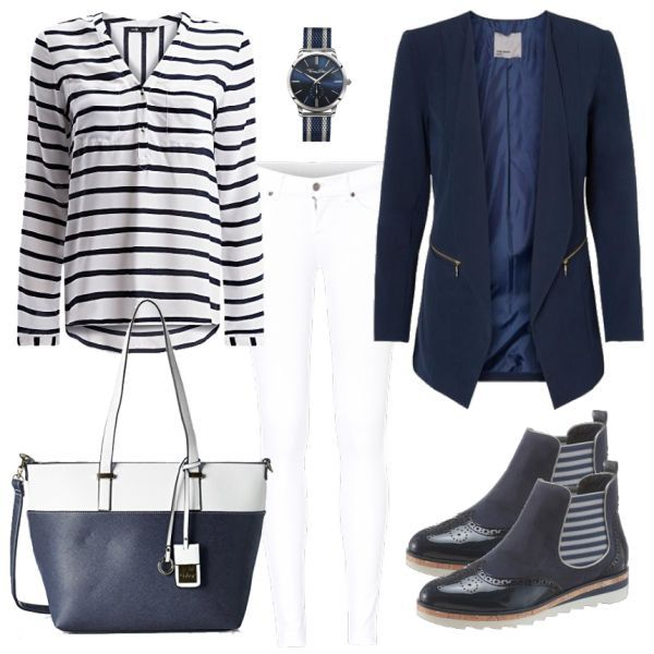 Die besten 25  Business outfit damen Ideen auf Pinterest | Business mode damen, Business mode ... #businessmodedamen