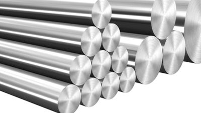 Our titanium materials are much less dense than steel but they have the ability to stand extreme temperatures.