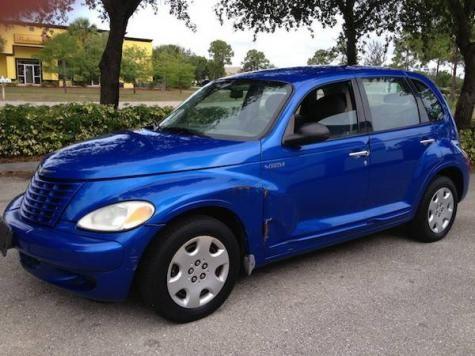 2005 Chrysler Pt Cruiser Touring Edition Hatchback For Under 4000