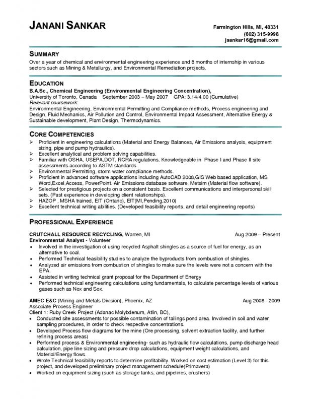 Chemical Engineer Resume Template Premium Resume Samples Example Engineering Resume Student Resume Template Engineering Resume Templates