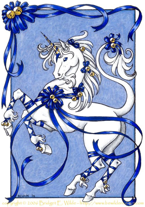 Sapphire Unicorn