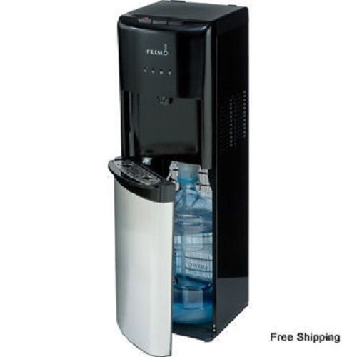 Home Water Cooler Hot Cold Dispenser With Led Lights 5 Gallon