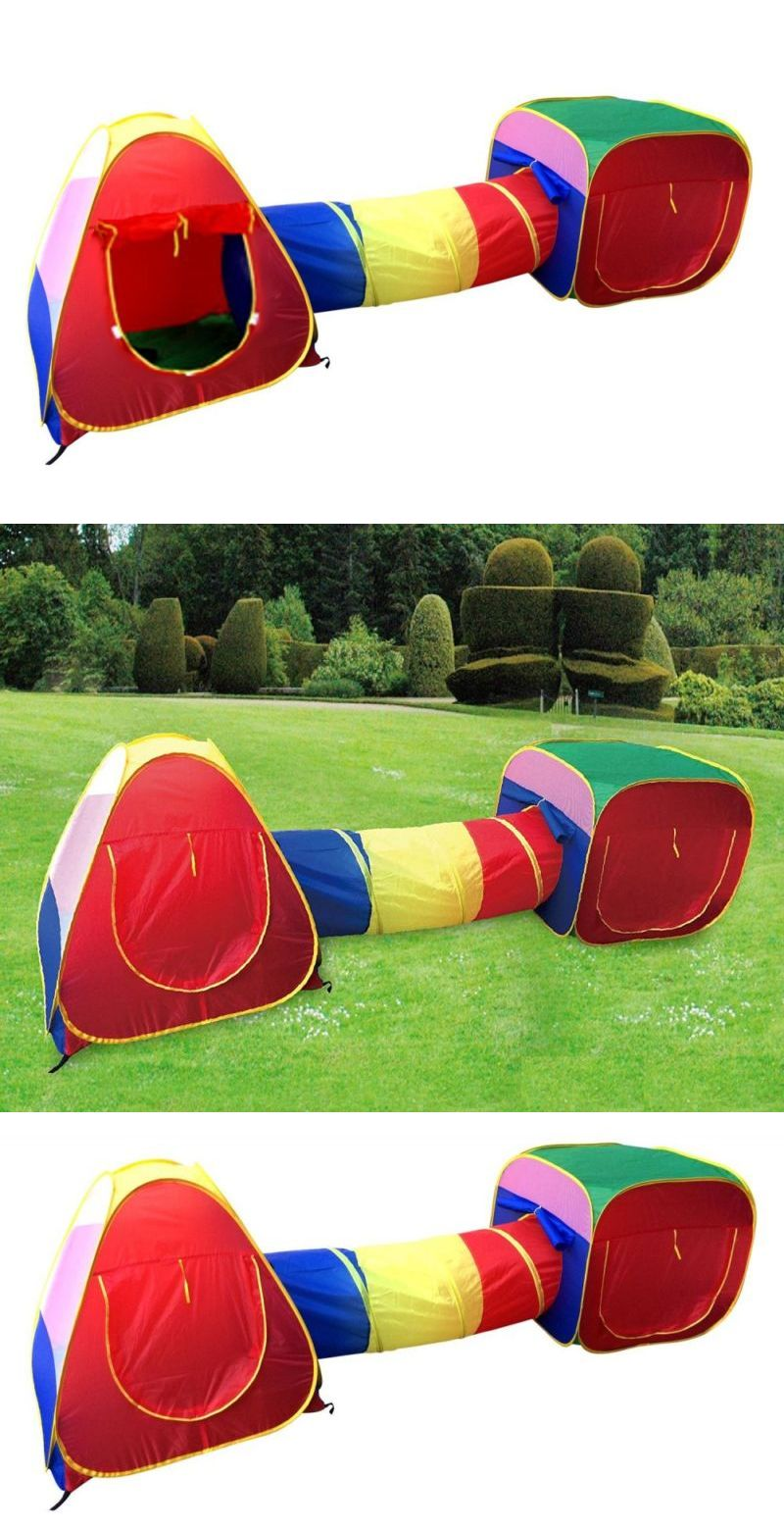 Tunnels 145998 Cubby-Tube-Teepee 3Pc Pop-Up Play Tent Children Tunnel  sc 1 st  Pinterest & Tunnels 145998: Cubby-Tube-Teepee 3Pc Pop-Up Play Tent Children ...