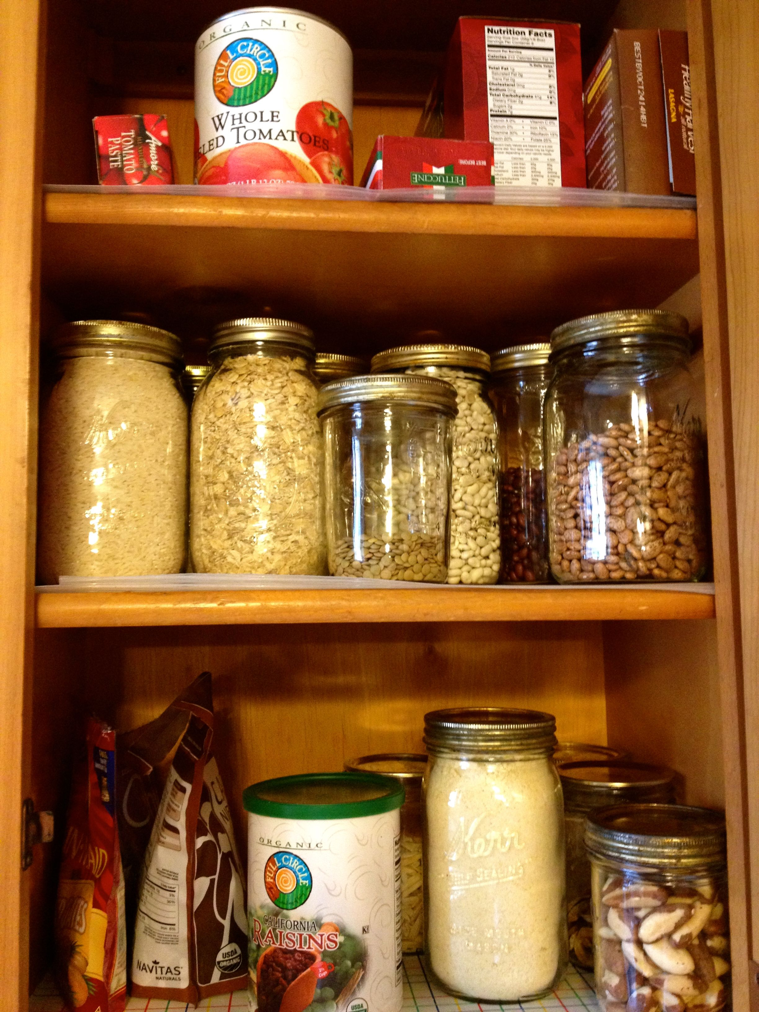 Creating a well stocked pantry   Pantry list, Pantry and Real foods