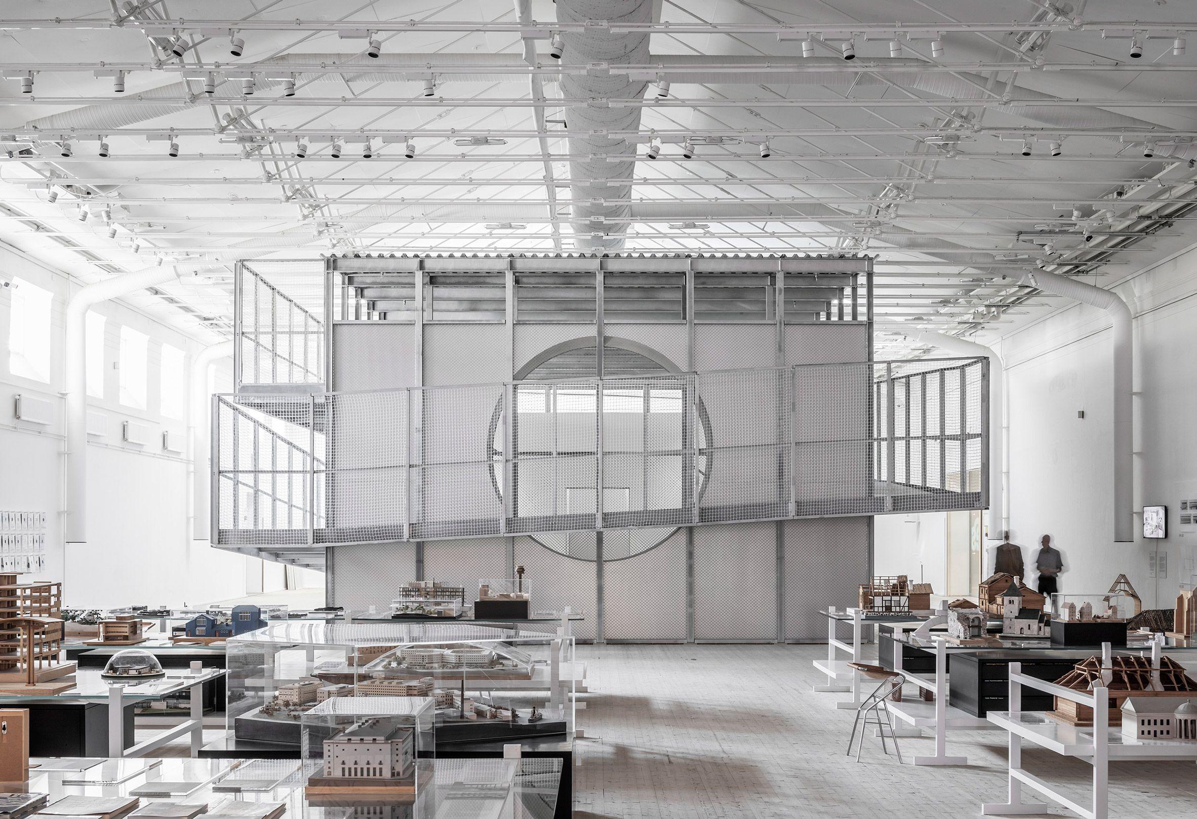 Boxen Gallery Installed At Arkdes Museum By Dehlin Brattgard