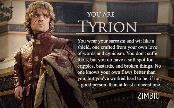 Game Of Thrones Test