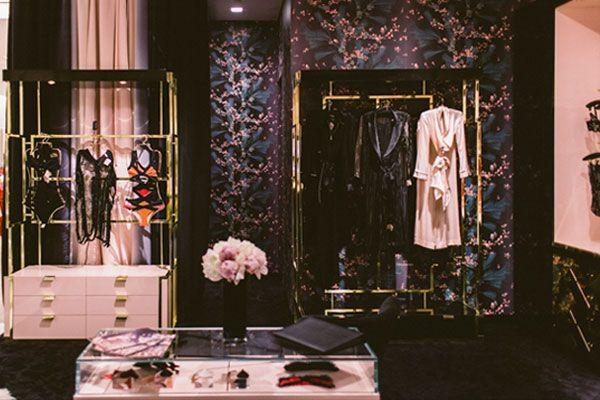 quality design b4979 4b99b Agent Provocateur Lingerie: Shop The World's Sexiest ...