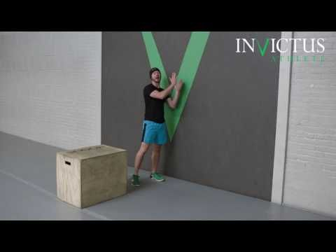 how to kick to a handstand against the wall with images