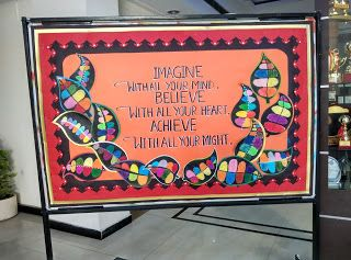 Art Craft Ideas And Bulletin Boards For Elementary Schools Quote