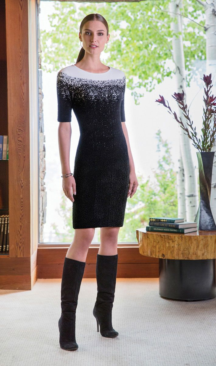 Etho15037 Etcetera Mini Skirt Dress Fashion Outfits Dresses [ 1200 x 710 Pixel ]