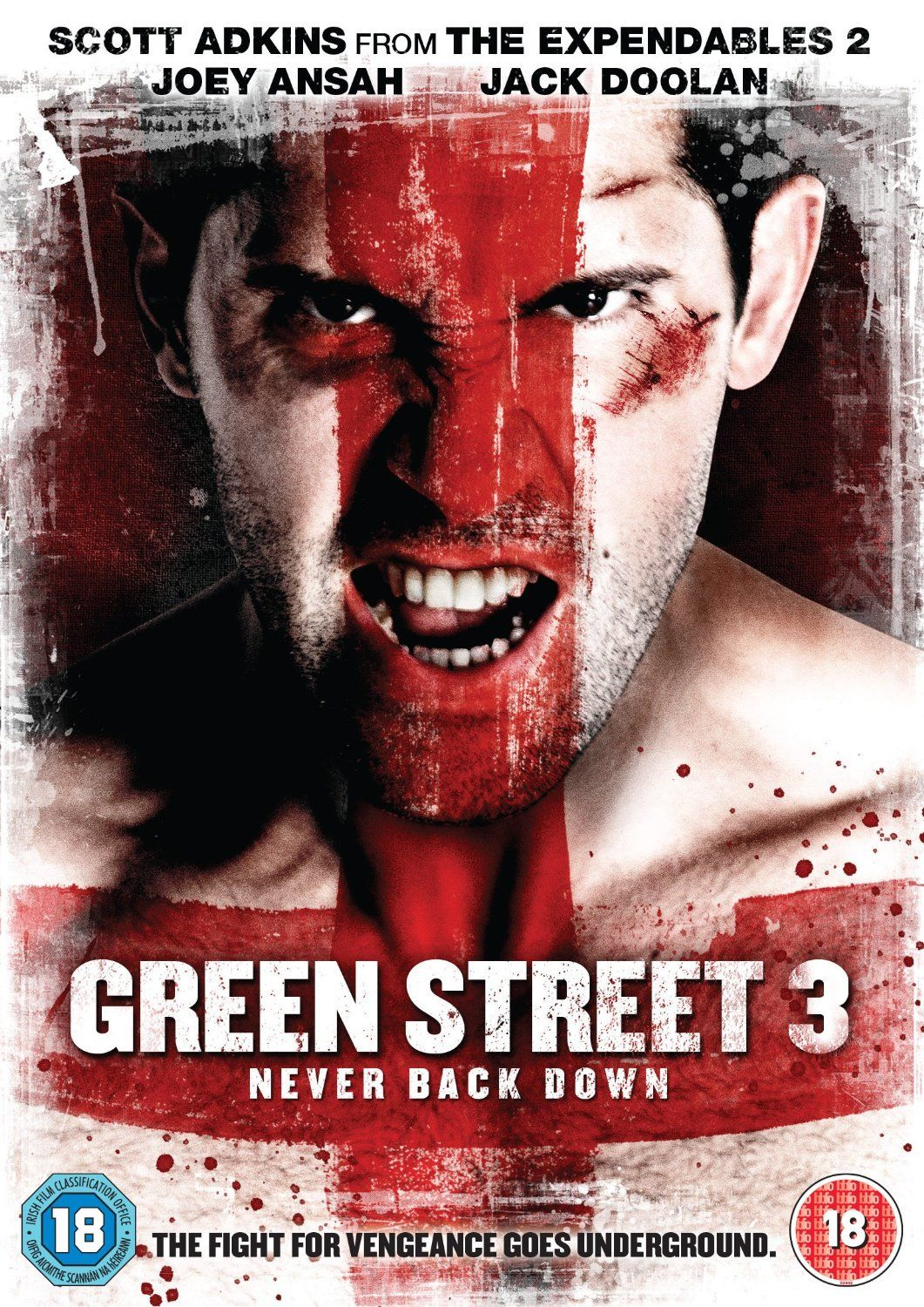 Hooligans 3 Green Street 3 Never Back Down Langue French Substitle French Genre Action Duree Green Street Never Back Down Full Movies Online Free