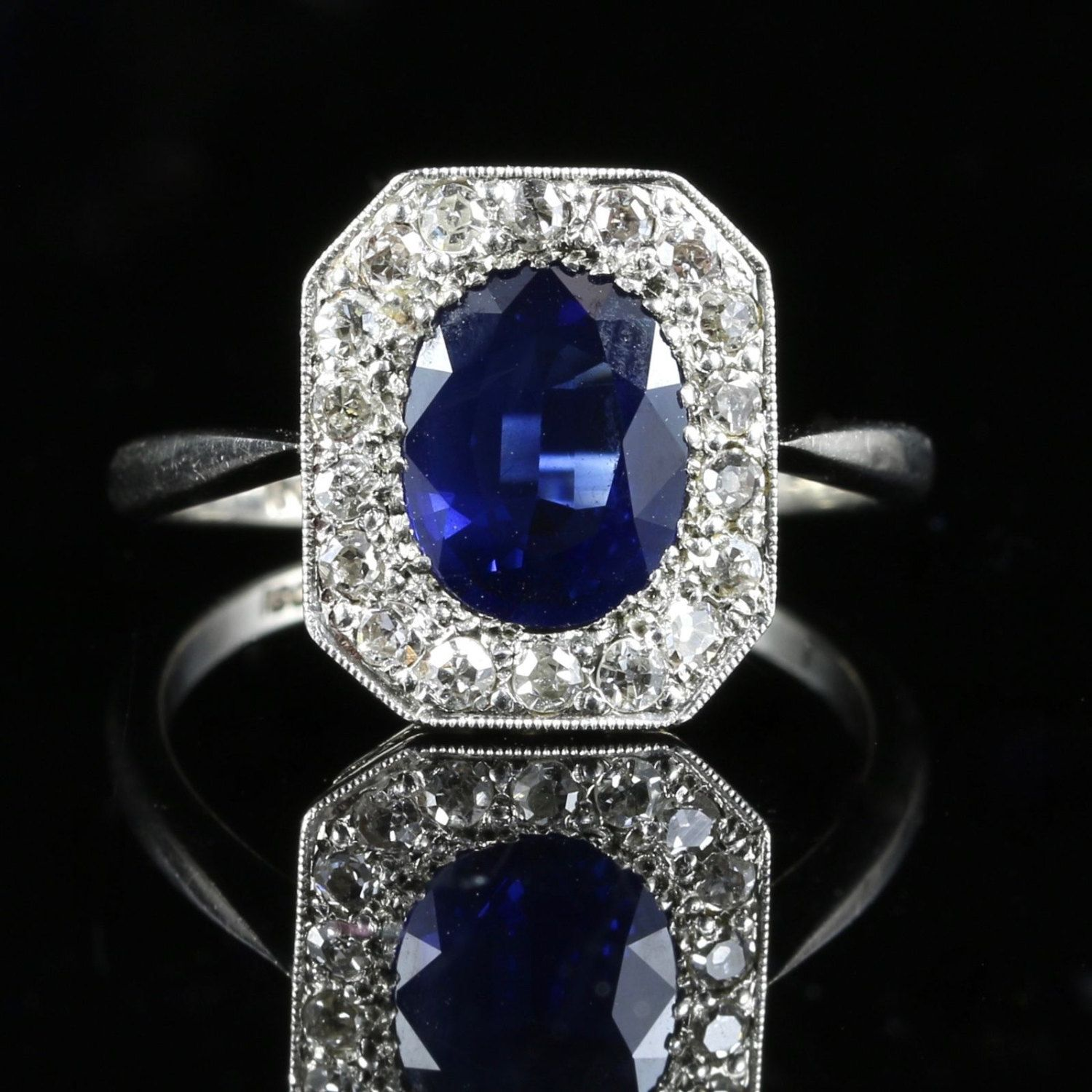stone app genuine birth september retail sapphire image