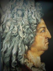 Louis XIV vers 1709