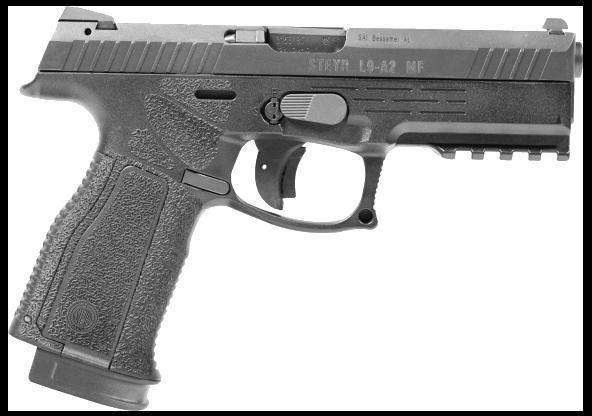 Pistol A2 Mf Steyr Arms Steyr Steyr Arms Pistol
