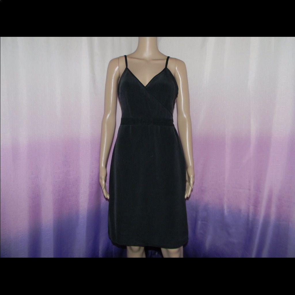 Banana republic simple black dress products