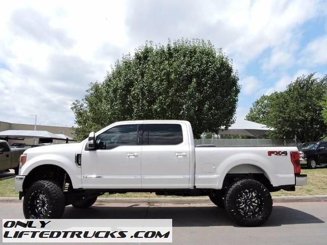 2017 F250 Lifted >> 2017 Ford F250 Lariat Diesel Lifted Truck In Rockwall Texas