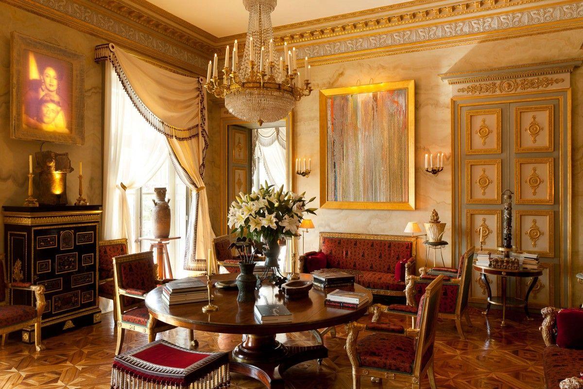 Paris Apartment By Jacques Garcia French Interior Design Classic