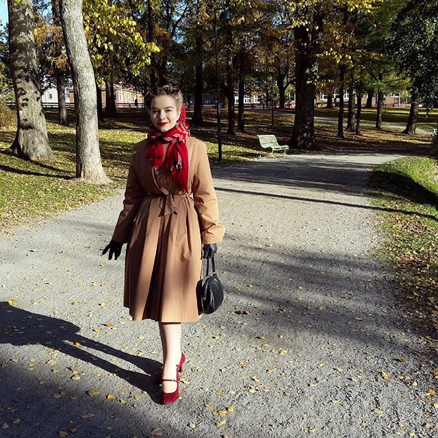 I miss autumn ❤ I do like summer and I m excited to get to use my summer dress