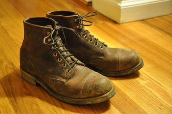c51e65417e9 My Vintage Chippewa boots | For Me in 2019 | Boots, Vintage boots ...
