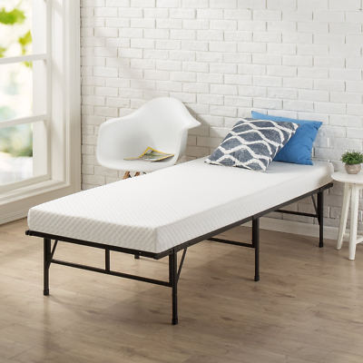 Memory Foam Mattress Narrow Twin Guest Bed Replacement 30in X 75in