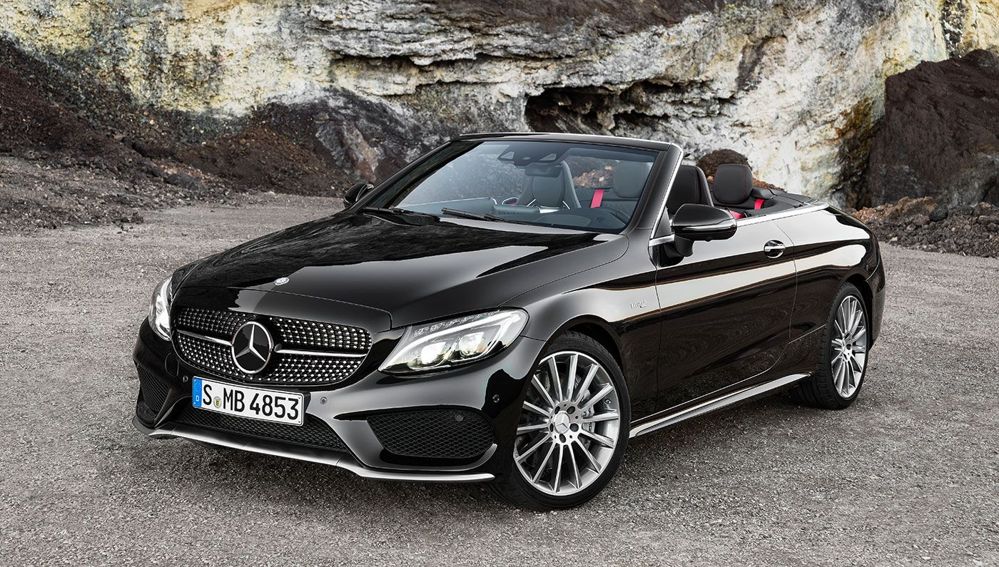 The 2017 Mercedes Benz C Class Cabriolet Is The Latest Mercedes