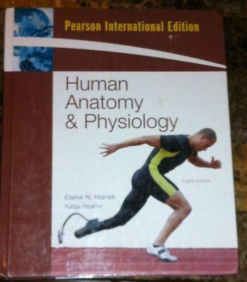 Human Anatomy & Physiology Marieb Hoehn Eight Edition Book | Human ...