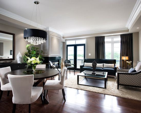 Jane Lockhart Formal Living Dining Room Dream Home Floor Plans