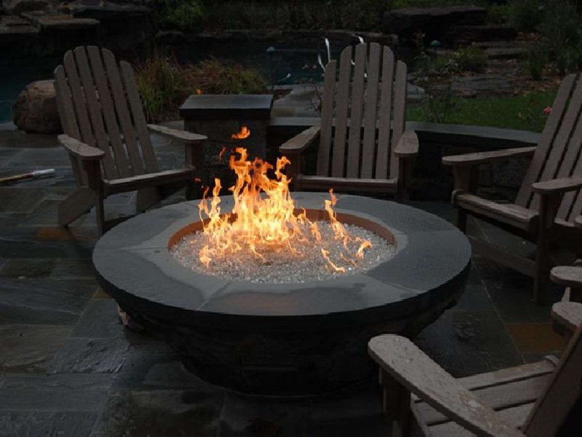 27 Easy To Build Diy Firepit Ideas To Improve Your Backyard Gas Fire Pits Outdoor Gas Firepit Fire Pit
