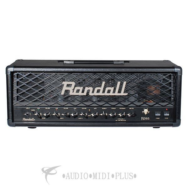 Randall 3 Channel 100w Diavlo Amplifier - RD100H-U