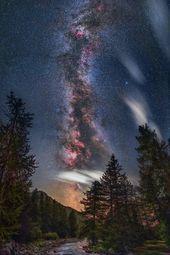 Suche nach der Milchstraße Suche nach der Milchstraße | Gelangweilter Panda Dieses Bild hat 2 Wiederholungen. Autor: Tibo #Milky #Searching