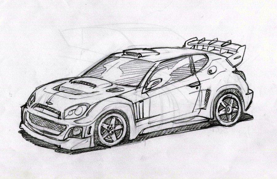 World Rally Car 2 | Tuner Art | Pinterest