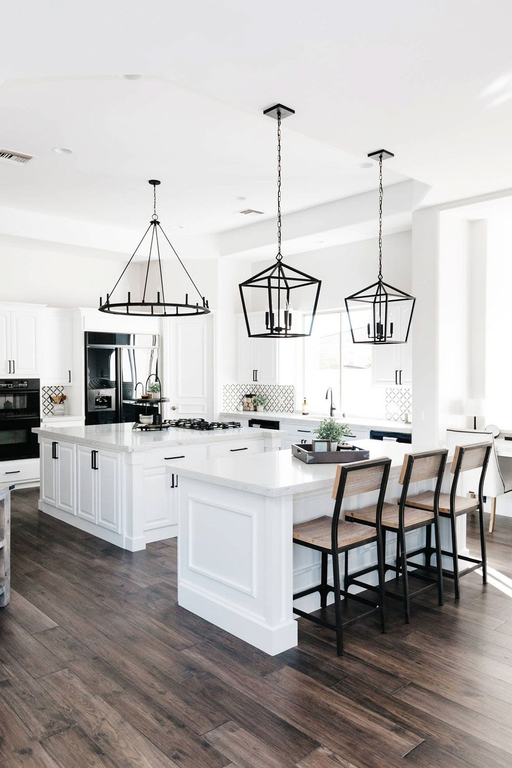 9+ White Cabinets with WHITE COUNTERTOP –  Going out of style ...
