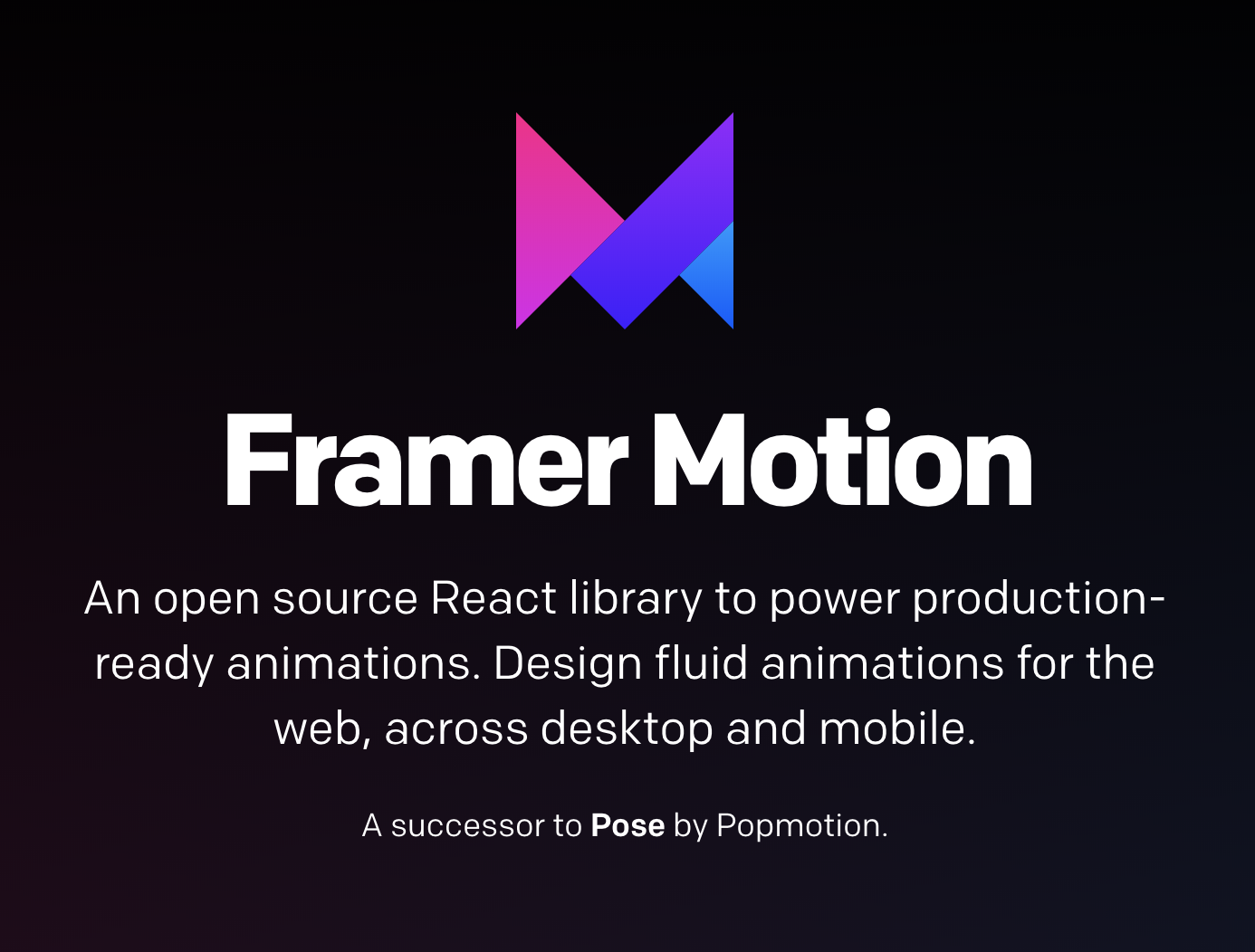 Smooth Animations With React and Framer Motion in 2020