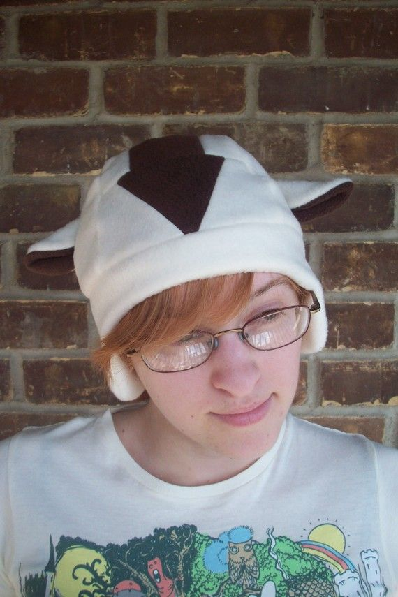 2172b7f44c1e7 This Sky Bison hat is made from fleece and is a great gift for your selfs  inner nerd