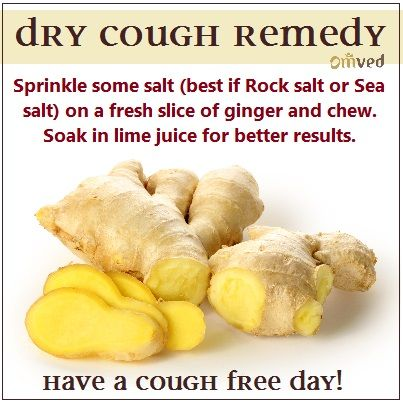 Dry Cough Is Common During The Night A Good And Quick