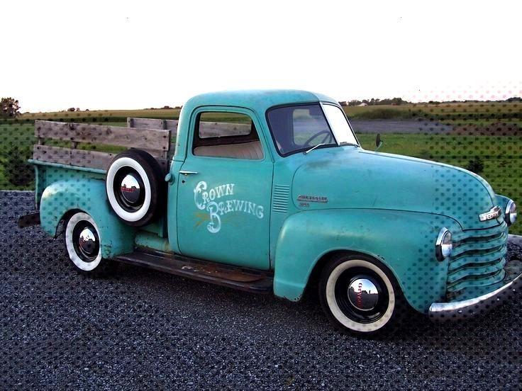 Der perfekte Laden-Truck? 1950 Chevy 3500 -